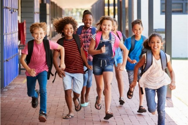 expanding school lunch delivery
